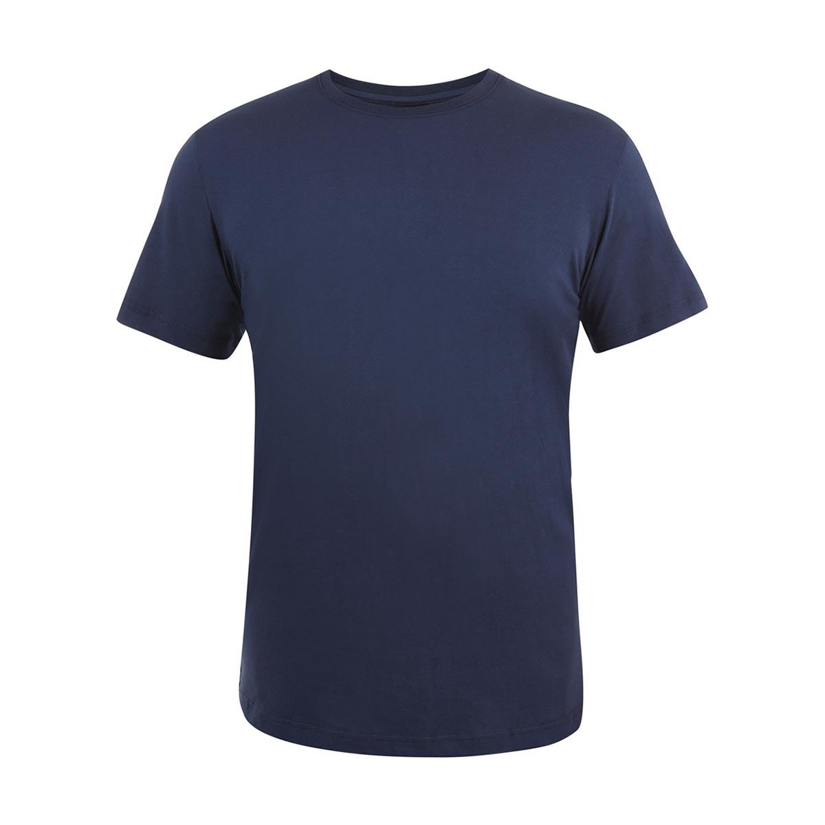 Kids Navy Canterbury Teamwear Team Plain Tee Shirt ...