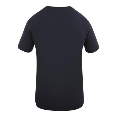 Kids Black Canterbury Teamwear Team Plain Tee Shirt