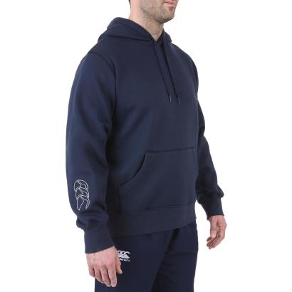 Canterbury Teamwear Team Hoody Navy - Model 1