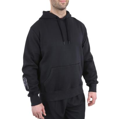 Canterbury Teamwear Team Hoody Black - Model 1