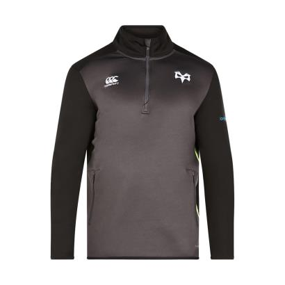 Ospreys Thermoreg 1/4 Zip Top Nine Iron 2018 - Front