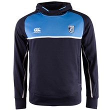 Cardiff Blues Thermal Layer Hoodie Navy 2018