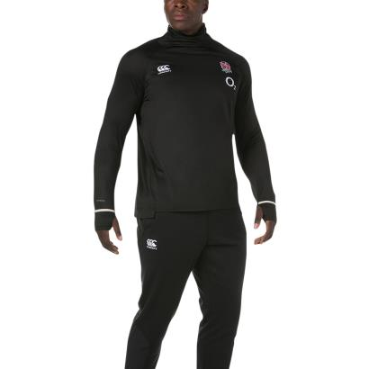 England Vapodri Elite First Layer Top Anthracite 2019 - Model 1