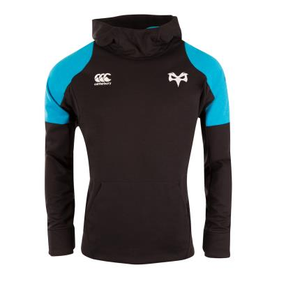 Ospreys Vaposhield Hybrid Pullover Hoodie Anthracite 2019 - Front