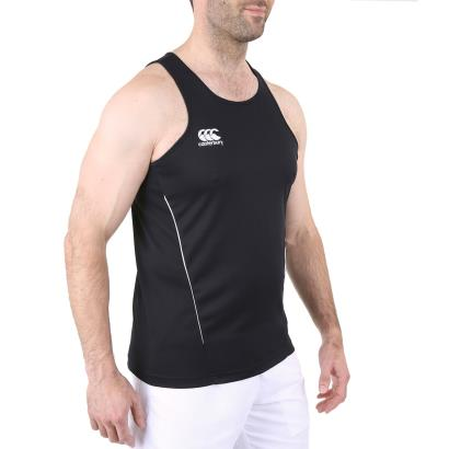 Canterbury Teamwear Team Dry Singlet Black model
