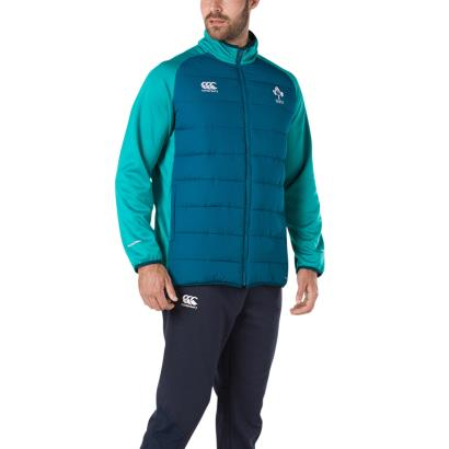 Ireland Thermoreg Hybrid Jacket Moroccan Blue 2019 - Model 1