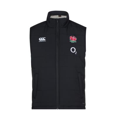 England Thermoreg Padded Gilet Anthracite 2019 - Model 1