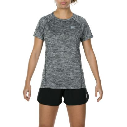 Canterbury Ladies Vapodri Training Tee Glacier Grey - Model 1