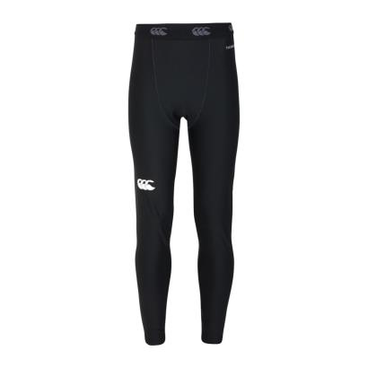 Canterbury Thermoreg Baselayer Cold Leggings Black Kids - Front