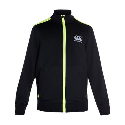 Canterbury Vapodri Track Top Black Kids - Front