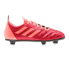adidas Malice Rugby Boots Scarlet Kids - Side 1