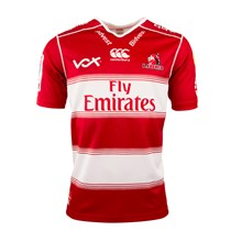 Lions Home Rugby Shirt S/S 2018
