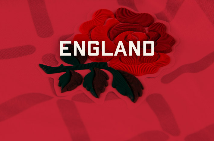 Official England Rugby Replica