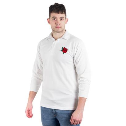 England Classic Rugby Shirt L/S - Model 1