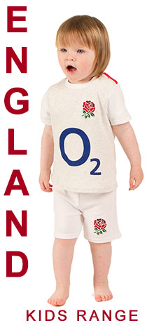 England Kids Range - CLICK TO SHOP NOW