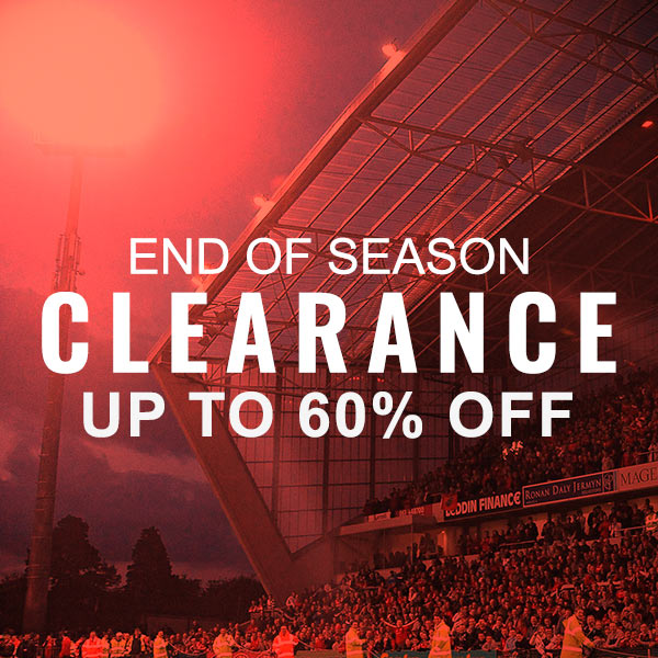 End of Season Clearance - SHOP NOW!