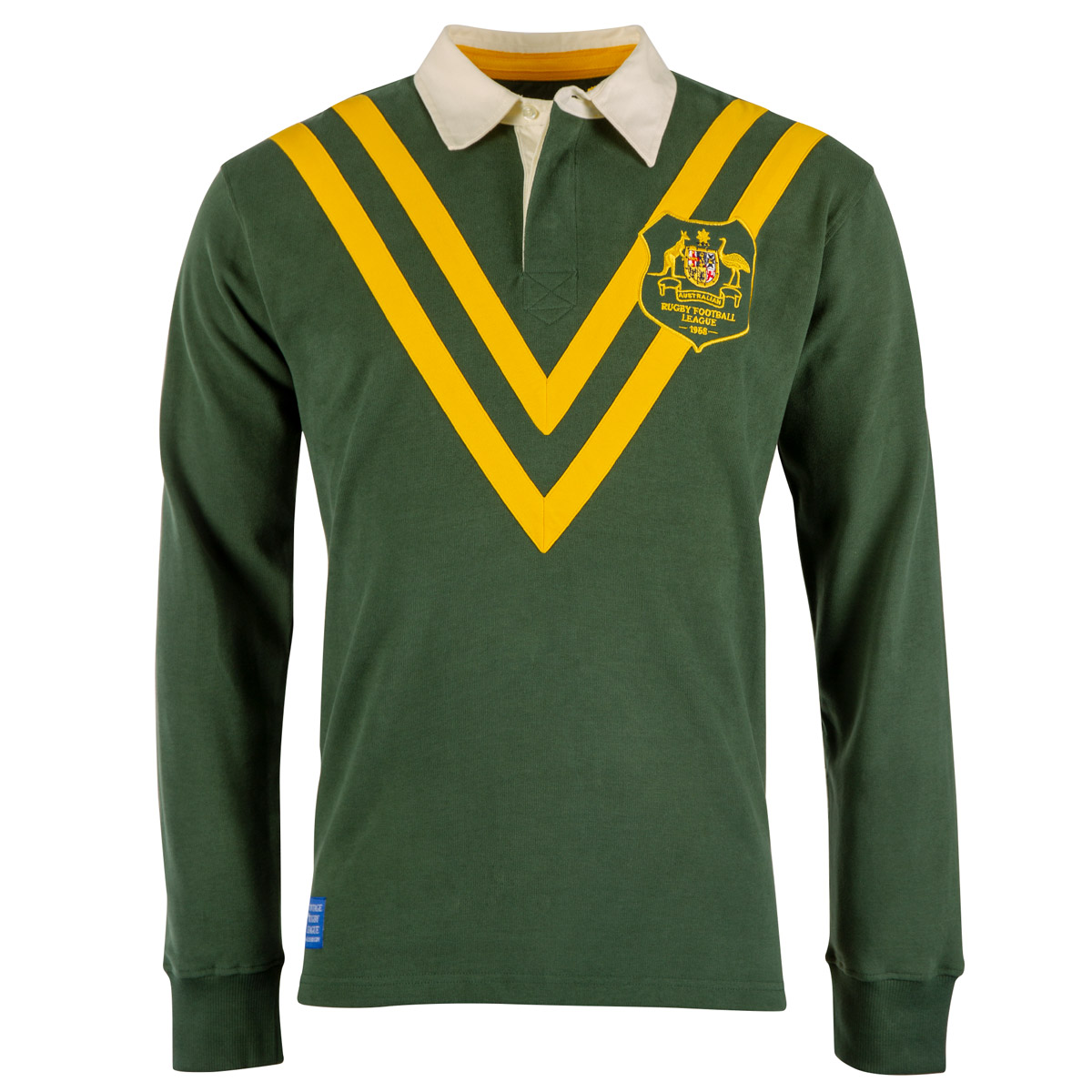 bb1756c6fc6 Mens Vintage Australia 1968 Rugby League Jersey | rugbystore