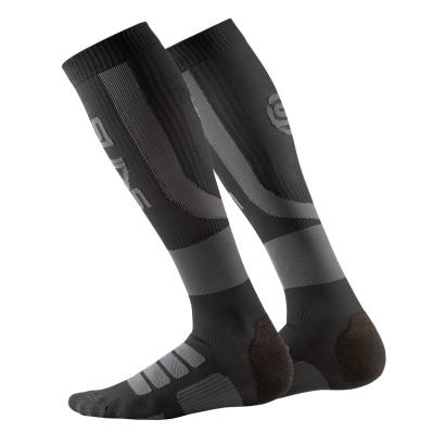Skins Essentials Thermal Compression Socks Black front