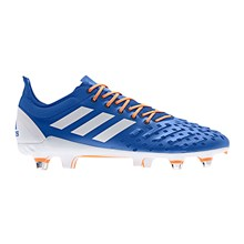 adidas Predator XP Rugby Boots Blue - Side 1