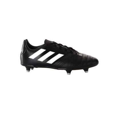 adidas All Blacks Rugby Boots Core Black Kids - Side 1