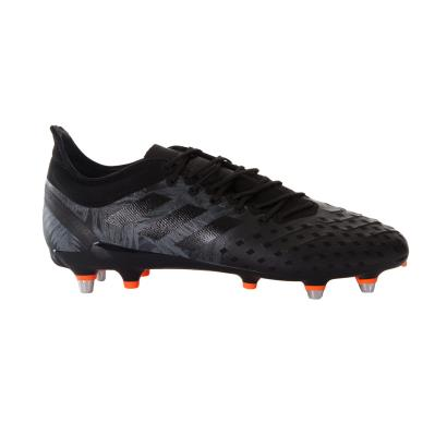 adidas Predator XP Rugby Boots Core Black side 1