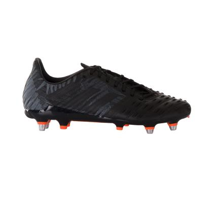 adidas Predator Malice Control Rugby Boots Core Black - Side 1
