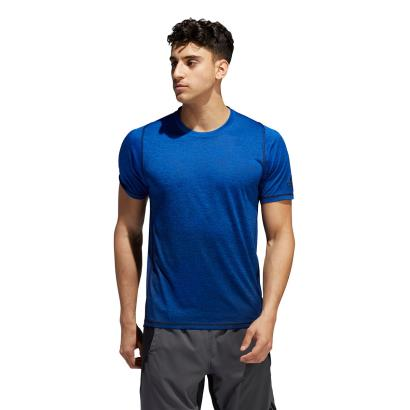 adidas 360 Performance Tee Royal - Model 1