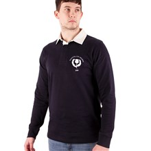 39968d7f6eb Scotland Calcutta Cup Holders Vintage Rugby Shirt L/S