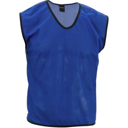 Mesh Training Bib Royal - Front