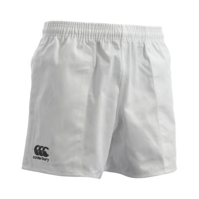 Canterbury Professional Shorts White Kids - Front 1