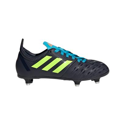 adidas Malice Rugby Boots Legend Ink Kids - Side 1