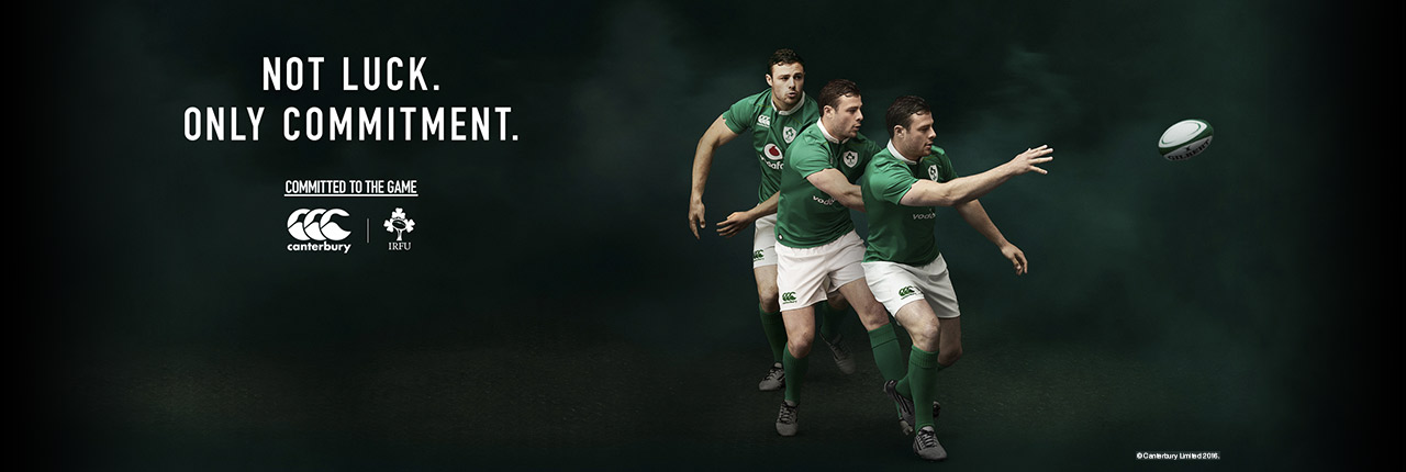 Ireland 2017 Home Kit Available now!