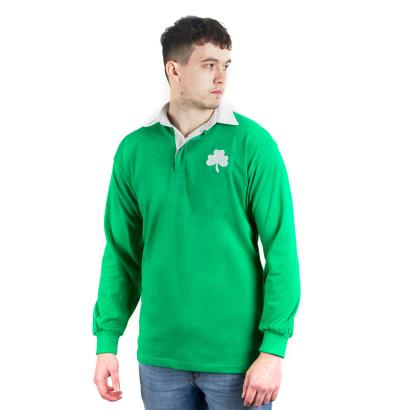 Ireland Classic Rugby Shirt L/S - Model 1