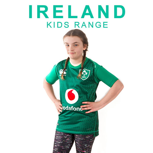 Ireland Kids Range - CLICK TO SHOP NOW