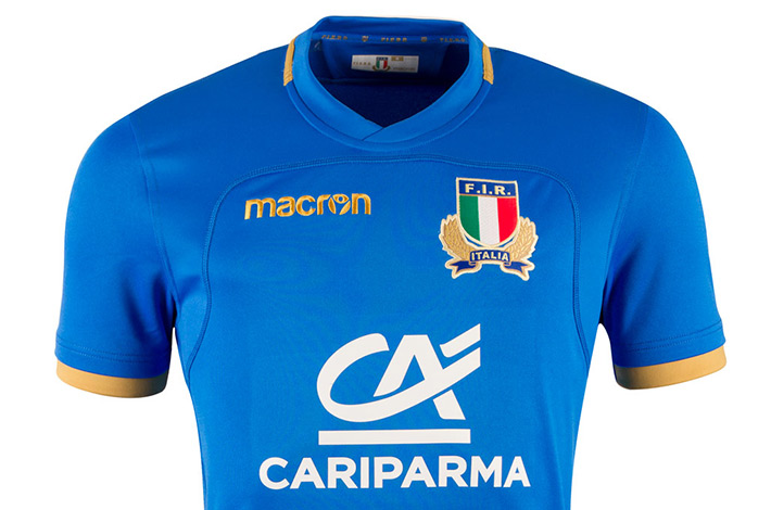 Italy Rugby Shirts Range