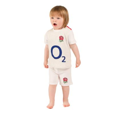 England Baby Tee Shirt and Shorts 2019 ellie
