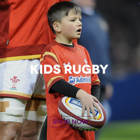 Kids Rugby Range - SHOP NOW!