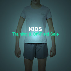 Kids Training & Off-Field Sale - SHOP NOW!
