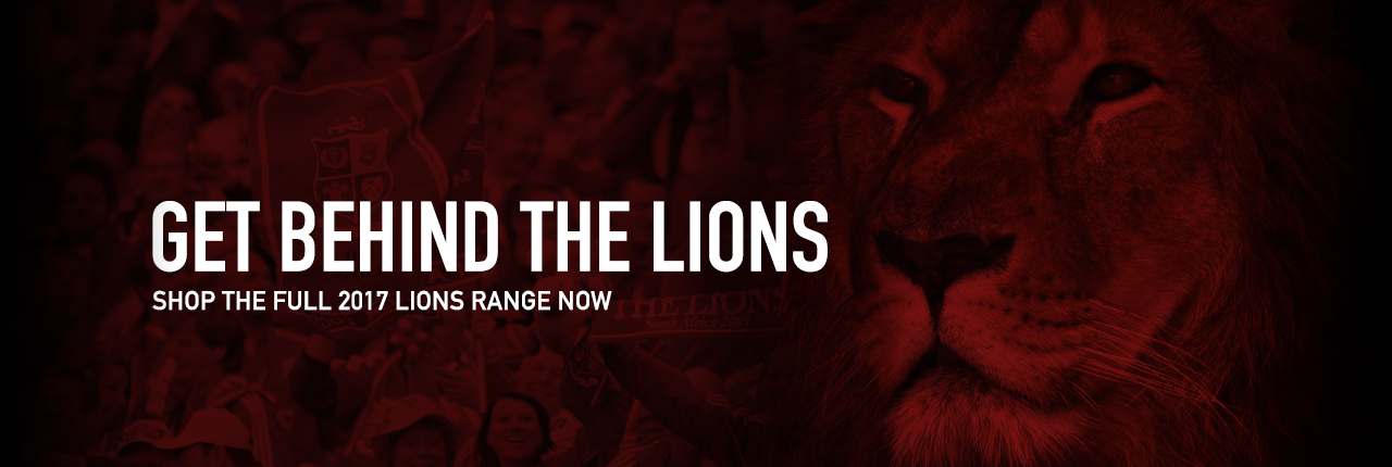 Lions 2017 Range - Shop Now