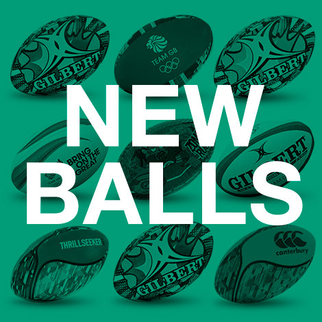 New Rugby Balls - SHOP NOW