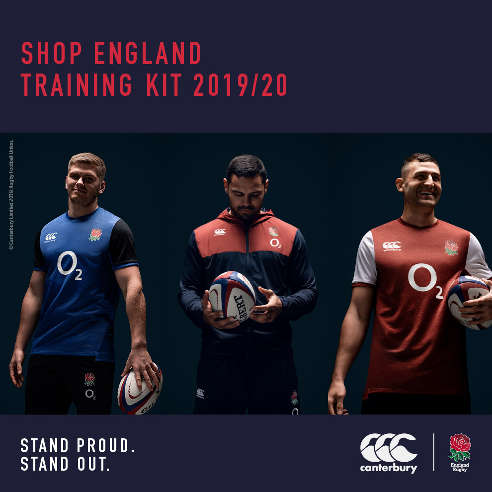 25c7f53af4a Rugby Shirts, Rugby Boots, Equipment & Balls - everything rugby at ...