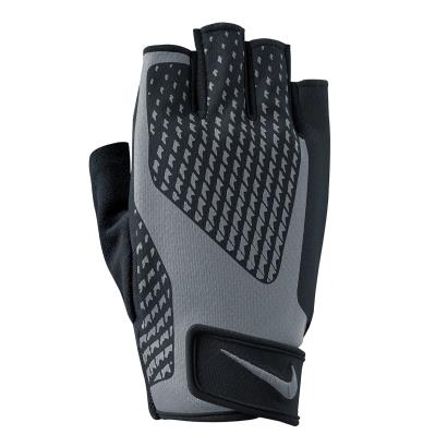 Nike Core 2.0 Lock Down Training Gloves Black - Front