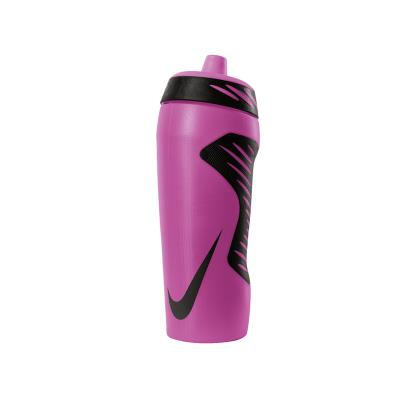 Nike Hyperfuel Water Bottle 18oz Hyper Magenta - Front