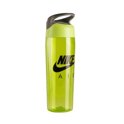 Nike TR Hypercharge Straw Water Bottle 24oz Volt - Front