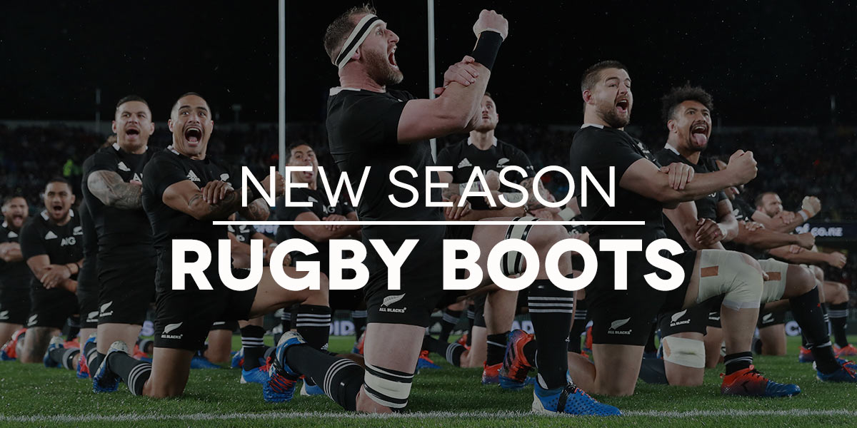 NEW SEASON RUGBY BOOTS - SHOP NOW!