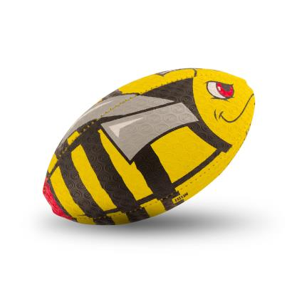 Optimum Stinger Midi Rugby Ball - Front 1