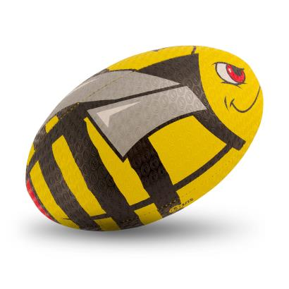 Optimum Stinger Training Rugby Ball - Front 1