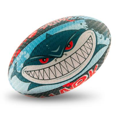 Optimum Shark Attack Training Ball front