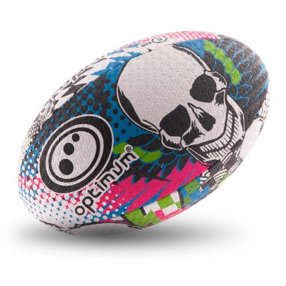 Optimum Skull Training Ball front