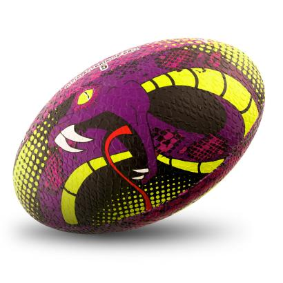 Optimum Venom Rugby Training Ball - Front 2